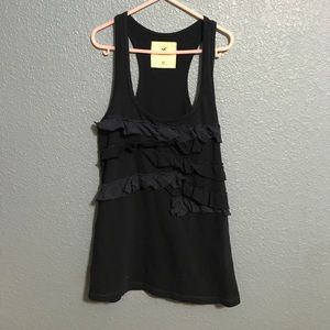 Hollister Frilly Tank Top